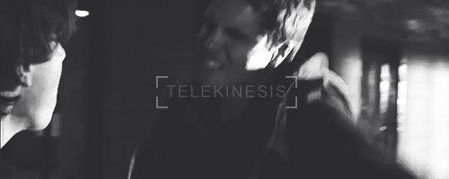 Telekinesis - Character inspiration #writing #nanowrimo #face
