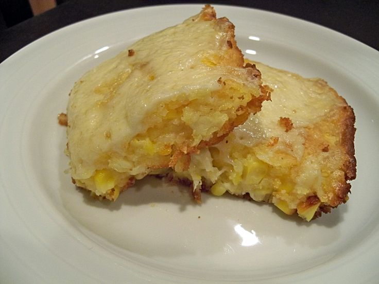 Fresh Corn Casserole | Food | Pinterest