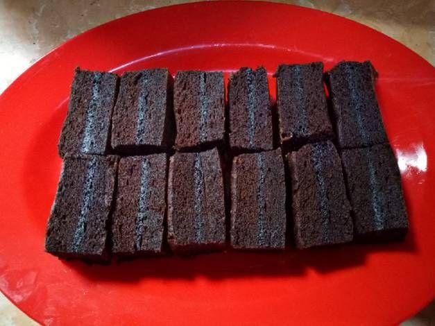 Resep Brownies Coklat Kukus Amanda Anti Gagal Oleh Reni A M Resep Resep Brownis Makanan Penutup