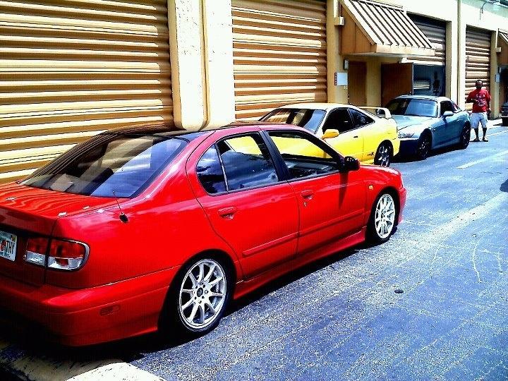 Nissan Primera, Acura Type R Integra, Honda S2000