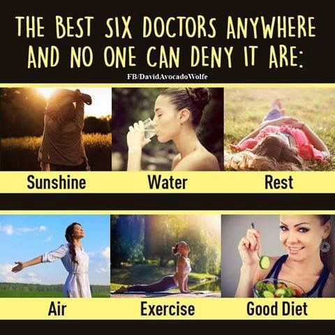 The Best 6 Doctors Anywhere