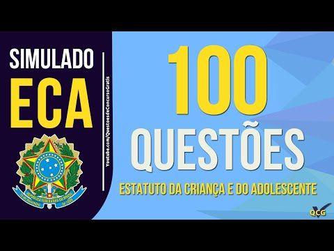 100 Questões ECA – Estatuto da Criança e do Adol…