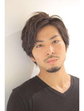 メンズ 髪型 ミディアム【2015春最新】