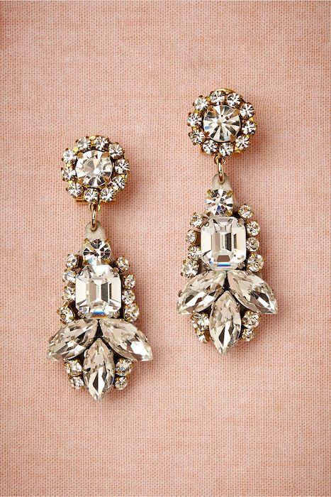 Statement Earrings. Found on bhldn #statementearrings #weddingjewelry