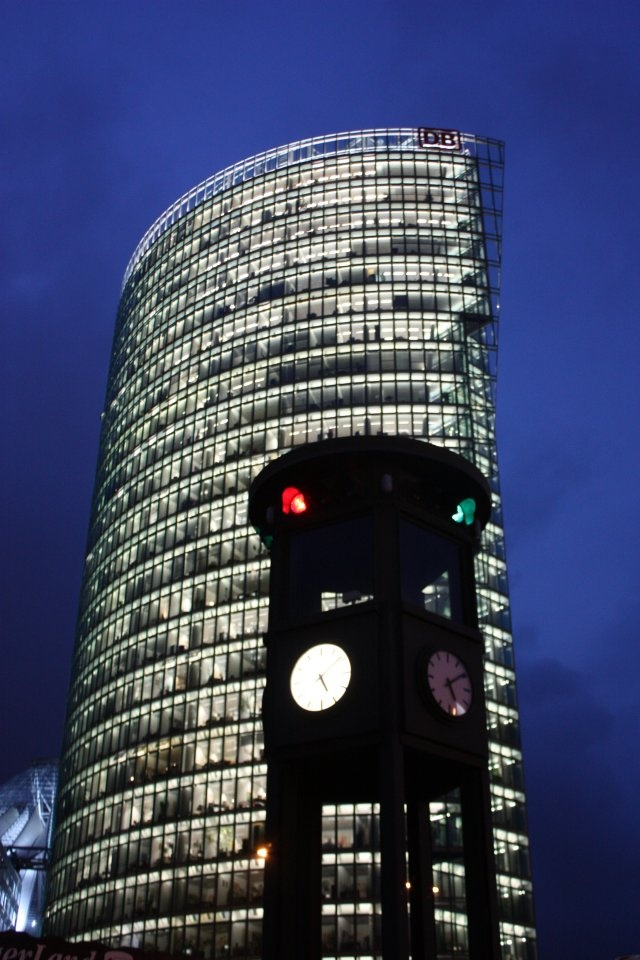 Postdamer Platz, Berlin, Germany