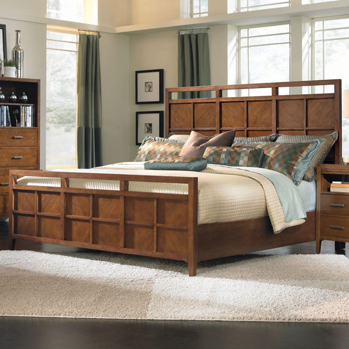 wide side panels with a low rise off the floor will minimize dust buildup underneath while - Low Rise Bed Frame