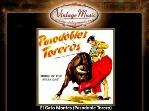 Gran Banda Taurina -- El Gato Montes (Pasodoble Torero) (VintageMusic.es)
