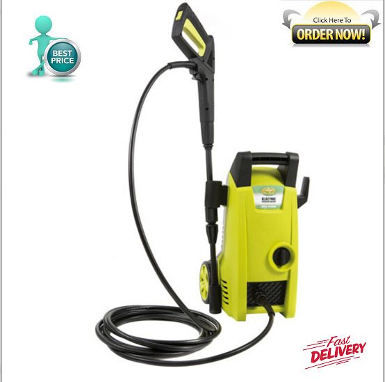 New High Power Turbo Washer Electric Pressure Hose Nozzle Cleaner Portable