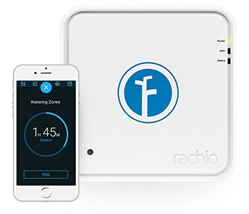 Rachio Iro Smart Wifi Enabled Irrigation Controller 16 Zones, 2015 Amazon Top Rated Automatic Irrigation Equipment #Lawn&Patio