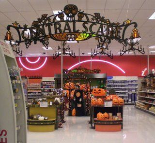 Great target halloween campaign central scare