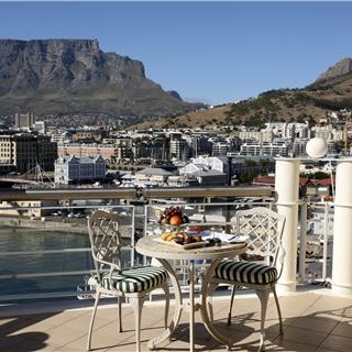 Signal Hill Suite at The Table Bay Hotel, Cape Town