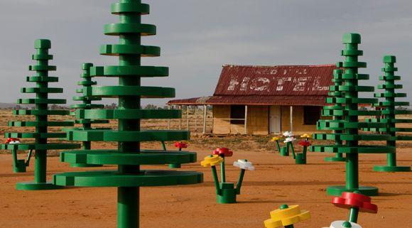 Lego Broken Hill