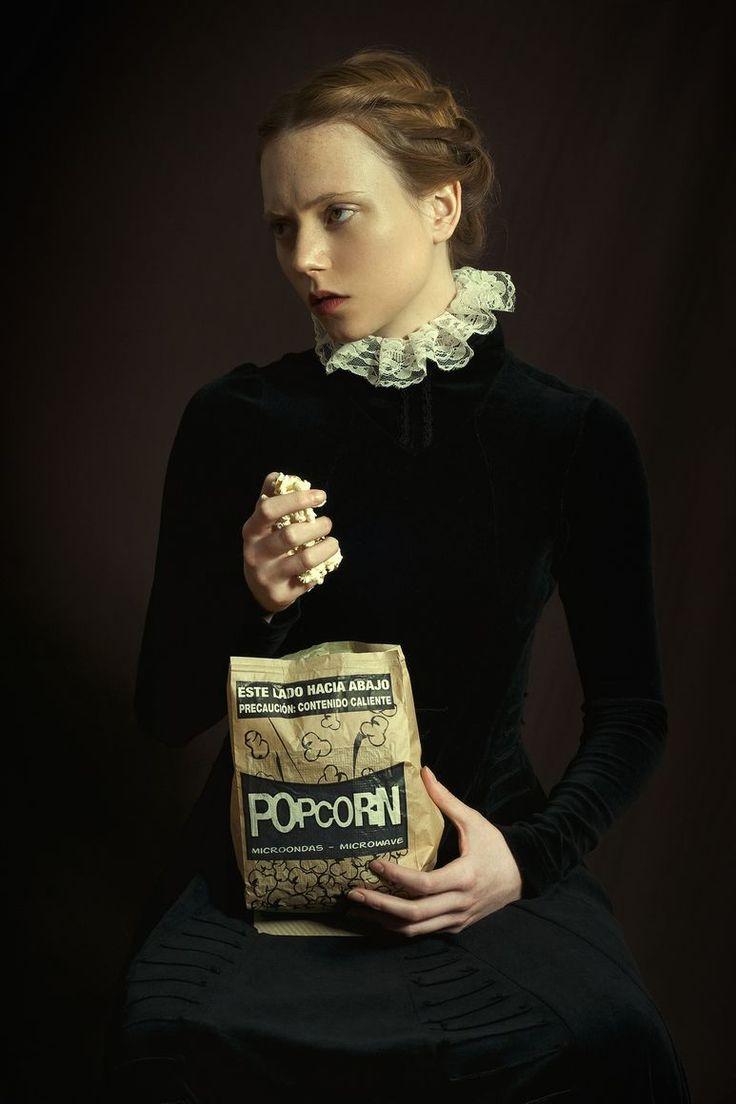 POP CORN by Romina Ressia