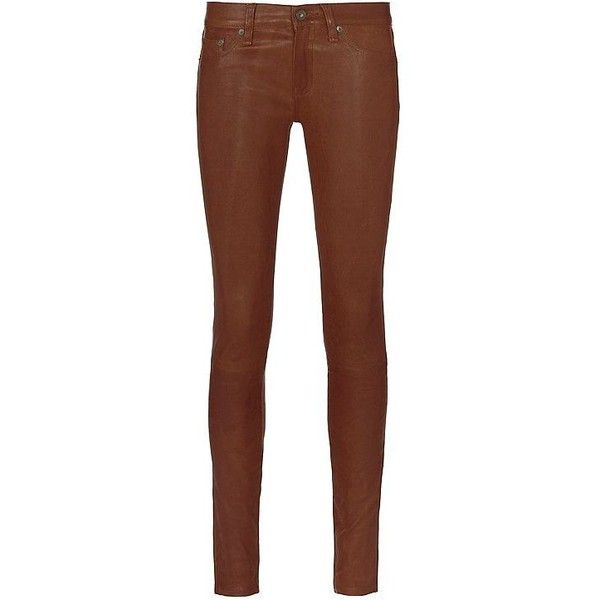 25  best ideas about Leather skinny jeans on Pinterest | Black ...