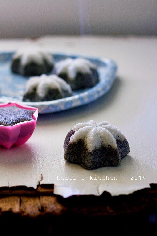 HESTI'S KITCHEN : yummy for your tummy: Putu Ayu Ketan Hitam