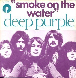 blogAuriMartini: A história da música smoke on the water - Deep Purple