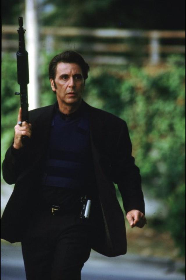 Al Pacino | Heat, Dir. Michael Mann, 1995✔️