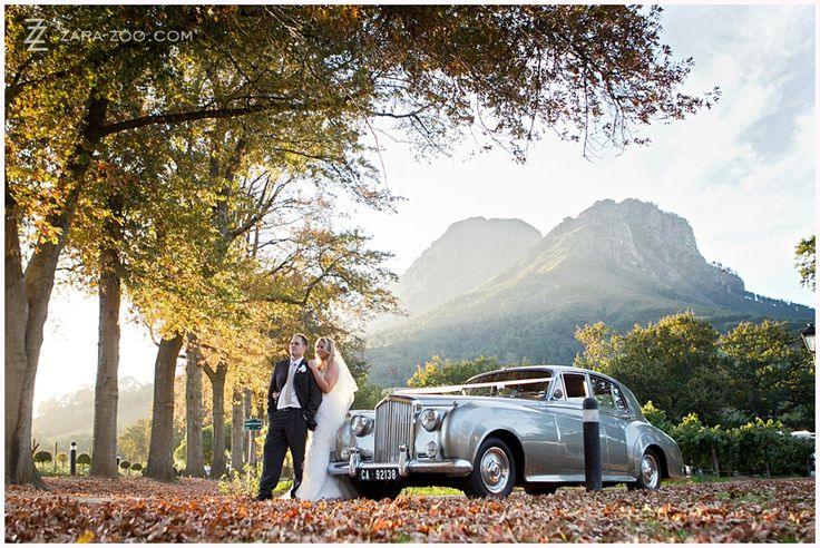 Bridal Couple photo at MolenVliet Wine and Guest Estate in #Stellenbosch.  Molenvliet is one of the top 10 #weddingvenues in #CapeTown.  Read our full venue review on the ZaraZoo Blog http://www.zara-zoo.com/blog/molenvliet-venue-review/