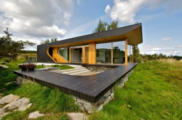 Cool Cabin Designs - Tommie Wilhelmsen, Norway