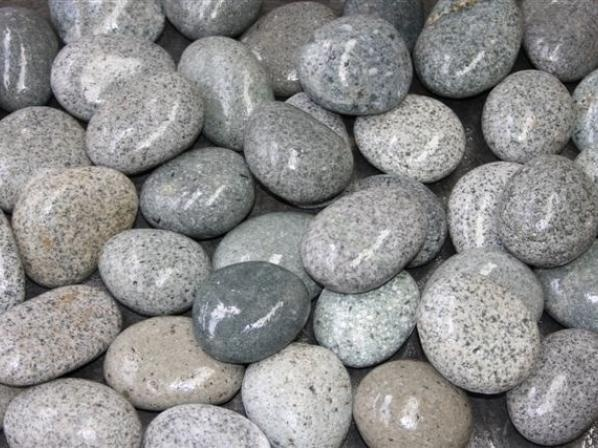 10 images about rocks for landscaping on pinterest for Decorative river stones