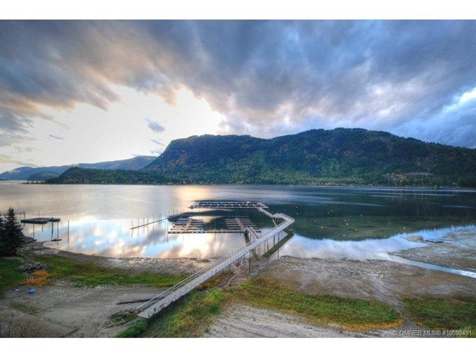 Condominium for Sale - 605 - 326 Mara Lake LANE, Sicamous, BC V0E 2V1 - MLS® ID 10090491. Waterfront condo for sale in the shuswap, British Columbia. This is the last 3 bedroom WATERFRONT unit available at Legacy on Mara Lake. West facing, there is an unsurpassed view from within the unit & the balcony.