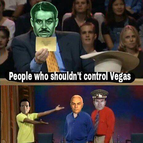 Whose line is it anyway fallout New Vegas edition
