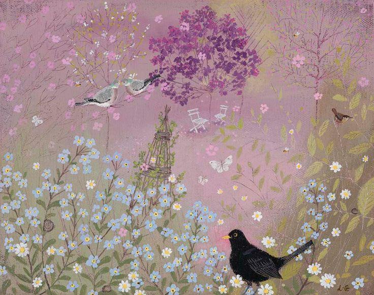 Bird song - Lucy Grossmith