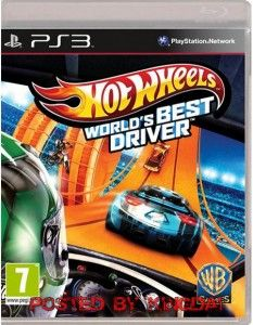 PlayStation: Hot Wheels World's Best Driver EUR MULTi6 PS3 - Game Hot D.L