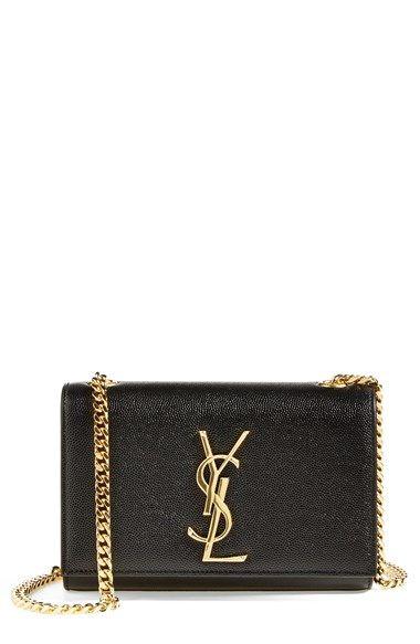 Saint Laurent 'Mini Cassandre' Crossbody Bag available at #Nordstrom