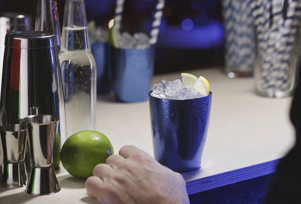 How to create the best Vodka Tonic - Cinemagraph style!