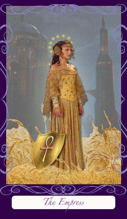 111 The Empress On Pinterest