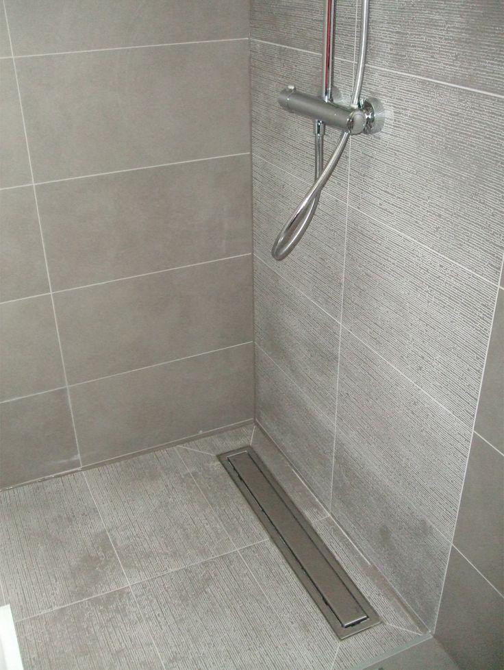 Badkamer Tegels Inloopdouche : Images about mijn badkamer on bathroom ...