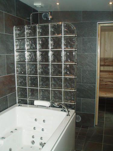 38 besten Tijolo de vidro Bilder auf Pinterest Badezimmer - badezimmer 94 spiel