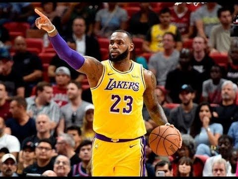 Lakers Vs Cleveland 2018 >> Los Angeles Lakers Vs Cleveland Cavaliers Full Game