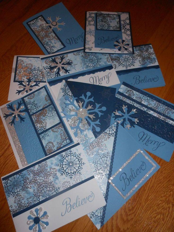 """One Sheet Wonder"" cards"