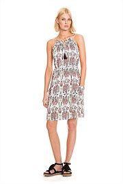 Gathered Detail Dress Summer dress