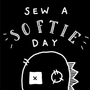 10 Free Softie Patterns to Sew for Sew-a-Softie Day