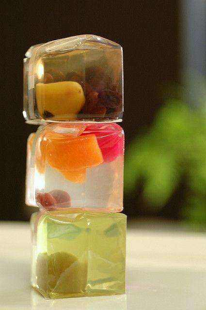 Wagashis...Dulces típicos japoneses. Todo un  arte gastronómico.