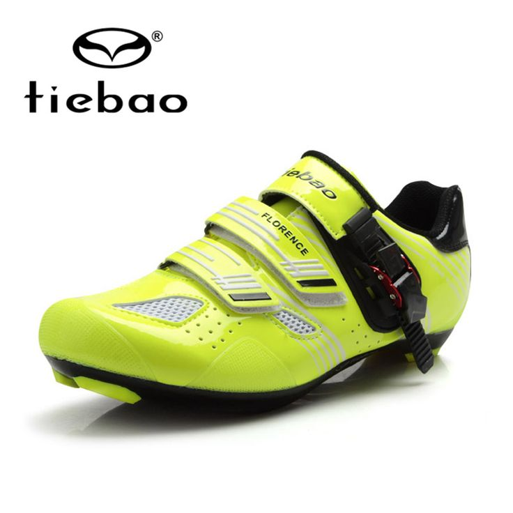 Tiebao  Quality Professional Road Shoes Cycling Equipment Road Cycling Shoes Self-locking Ride Shoes