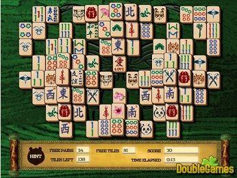 Jogo Mahjong Multiplayer online