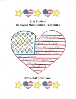 Star Student Behavior Modification Packet: Management Ideas, Modifications Ideas, Students Behavior, Classroom Freebies, Behavior Modifications, Modifications Packets, Stars Students, Classroom Management, Classroom Ideas