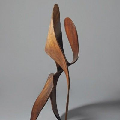 A HIGHLY IMPORTANT AND UNIQUE PLYWOOD SCULPTURE, 1943  BY CHARLES & RAY EAMES: Eames Ply Sculpture 03 Jpg, Eames Sculpture, Eames Designs, Charles Eames, Art, Ray Charles, Architecture, Ray Eames