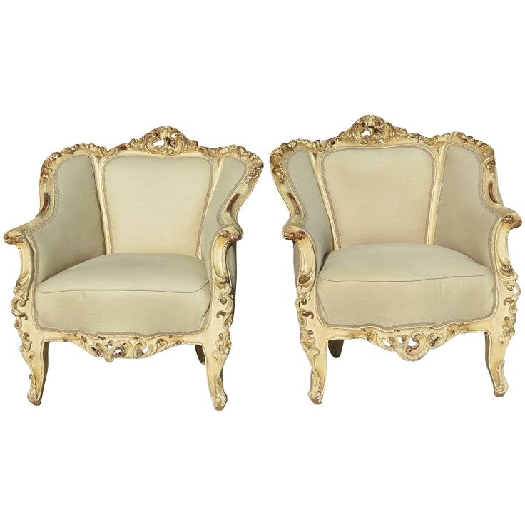 Pair louis xiv style french antique bergere arm chairs antiques of - Spectacular Pair Of Antique Louis Xiv French Bergere