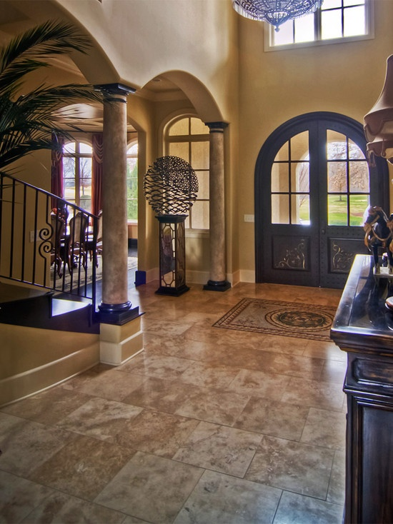 Michele Foyer Art : Images about painted columns on pinterest