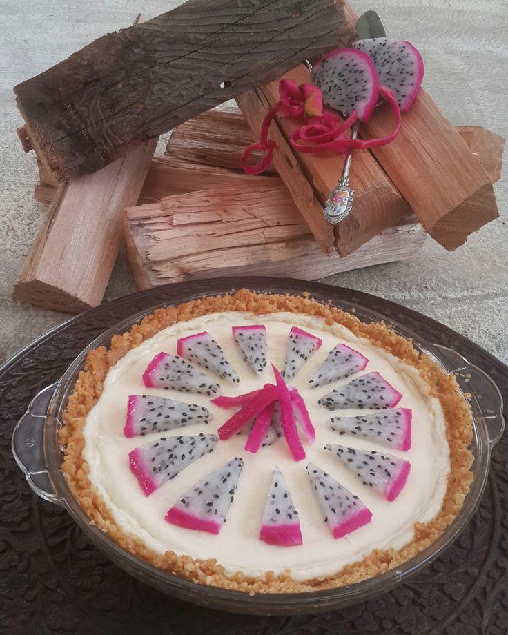 No Bake Cheesecake #NoBake #Cheesecake #Dessert