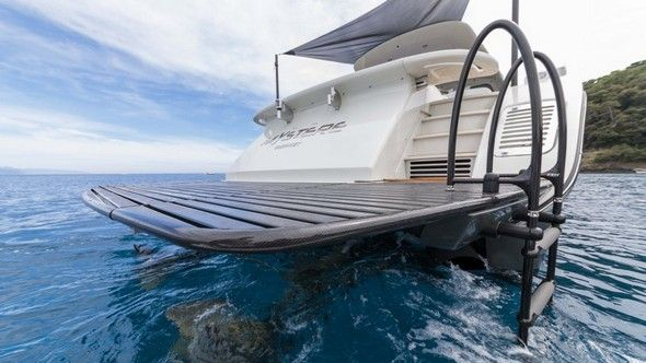 LUXURY YACHTS: NEW MILLENNIUM 80 MYSTERE FROM OTAM YACHTS | #limitededition #mostexpensive #baselshows #limitededition #mostexpensive #yachts #otamyachts | http://www.baselshows.com/agenda/news/luxury-yachts-new-millennium-80-mystere-from-otam-yachts