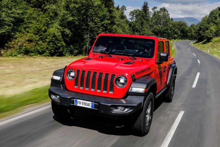 """Le Jeep Wrangler éliminé à l'élection de """"La plus belle voiture de l'année"""""""