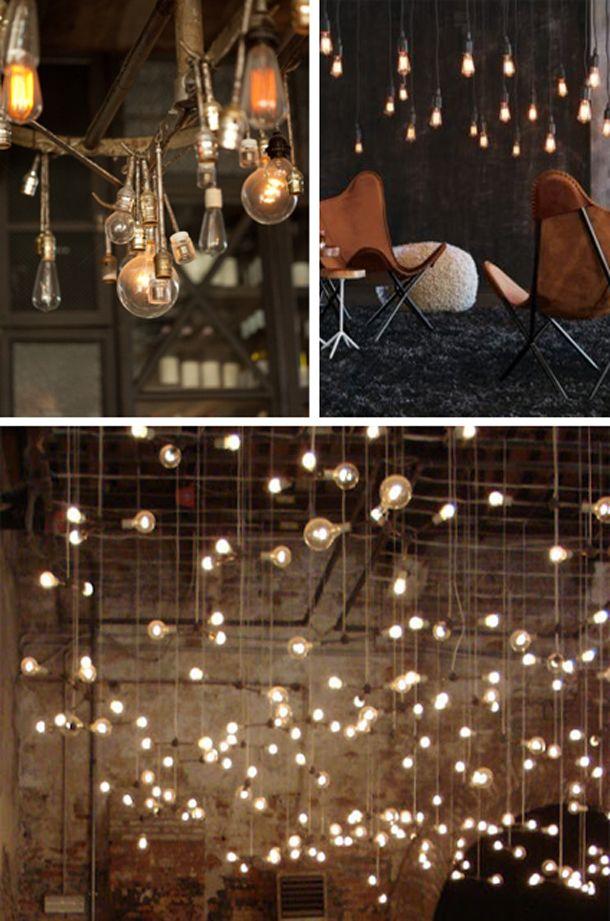 edison-bulb-2 Lighting Pinterest Receptions, String lights and Edison bulbs