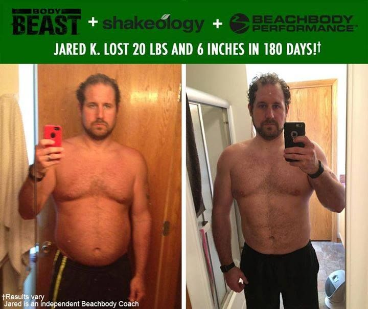 Great job Jared! Oh how we love Body Beast! #bodybeast    ift - beast workout sheet