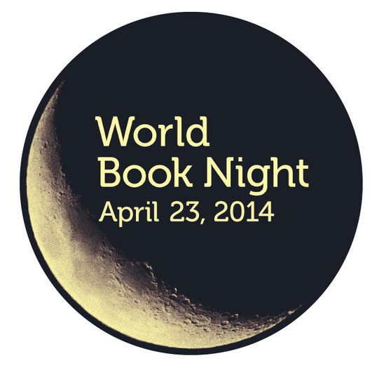 74 best library programs at cpl images on pinterest library world book night is a charity that spreads the love and power of reading person to person through the giving of books fandeluxe Choice Image